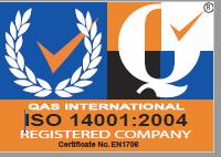 Gas International ISO/ISEC 27001:2013 Registered Company